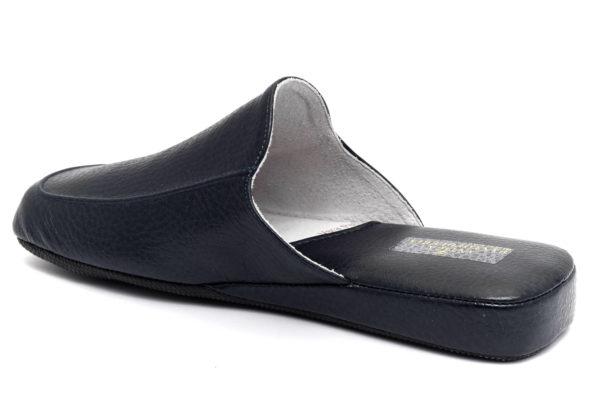 antica pantofoleria 8202 blu ciabatte pantofole vera pelle da infilare ciabatte pantofole estive da uomo collezione primavera estate