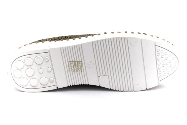 grunland vivy sc4917 f6 taupe scarpe ecopelle lacci zeppa sneakers estive da donna collezione primavera estate
