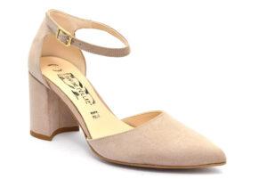 divine follie 3702 nude scarpe ecopelle cinturino alla caviglia tacco medio mary jane estive da donna collezione primavera estate