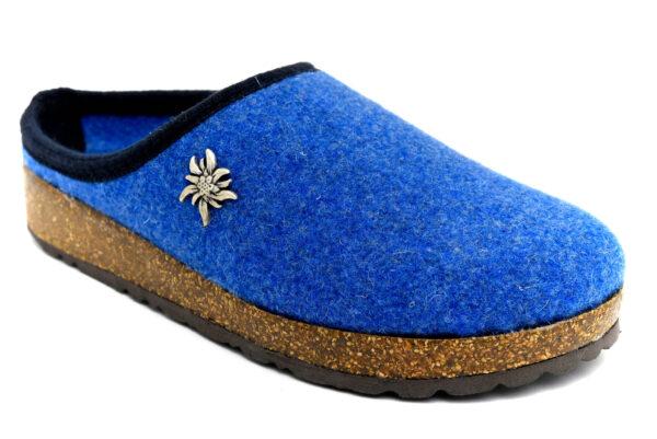 amix diamond 1983 20 11 azzurro ciabatte pantofole panno da infilare lana cotta ciabatte pantofole invernali da donna collezione autunno inverno