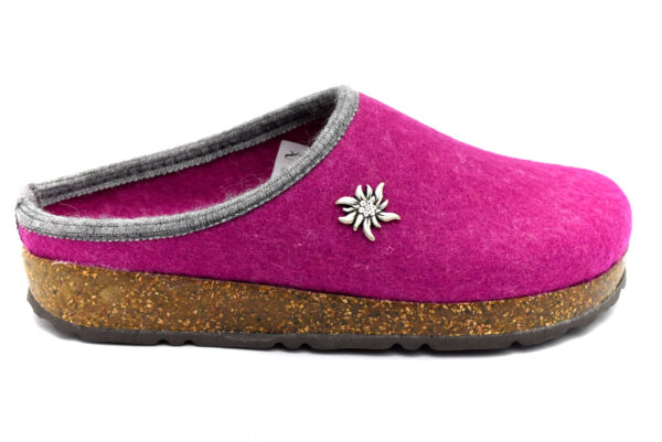 amix diamond 1983 20 11 fuxia ciclamino ciabatte pantofole panno da infilare lana cotta ciabatte pantofole invernali da donna collezione autunno inverno