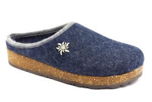 amix diamond 1983 20 11 blu ciabatte pantofole panno da infilare lana cotta ciabatte pantofole invernali da donna collezione autunno inverno