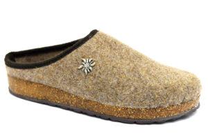 amix diamond u 1983 20 04 beige scarpe lana cotta da infilare zeppa ciabatte pantofole tirolesi invernali da uomo collezione autunno inverno