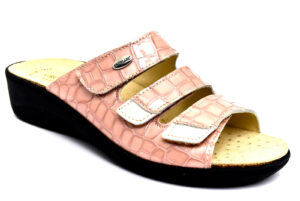 grunland esta ce0725 68 cipria ciabatte pantofole vera pelle strappi ciabatte pantofole estive da donna collezione primavera estate