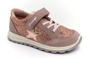 primigi 6357100 rosa scarpe camoscio strappi sneakers invernali da bambina collezione autunno inverno