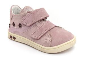 primigi 6404022 rosa polacchi camoscio strappi sneakers invernali da bambina collezione autunno invern