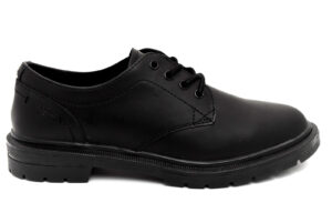 wrangler wm02042a 062 spike derby nero scarpe vera pelle lacci stringate invernali da uomo collezione autunno inverno