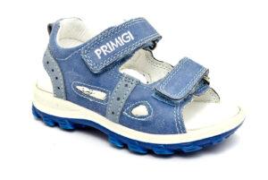 primigi 5391300 avio scarpe vera pelle strappi sandali estive da bambino collezione primavera estate