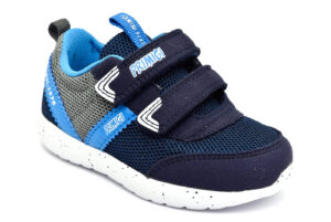 primigi 7446511 navy blu scarpe tessuto strappi sneakers estive da bambino collezione primavera estate