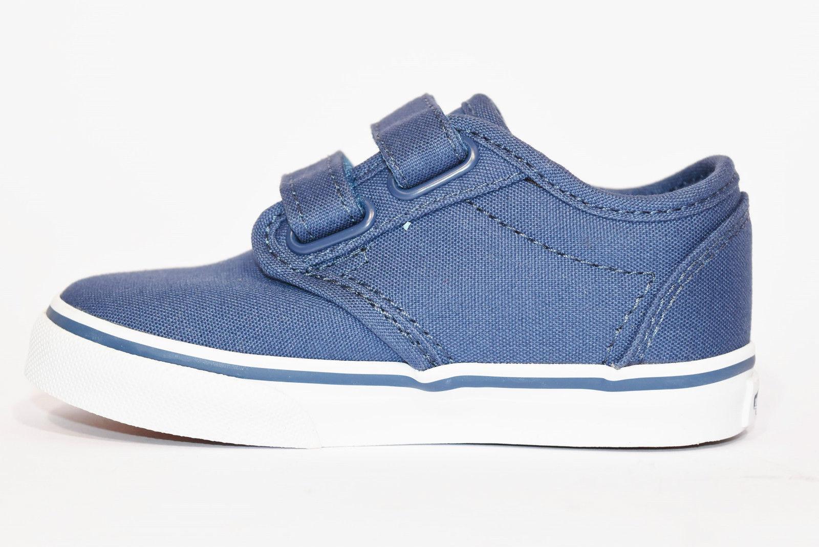 vans sneakers bambino blu