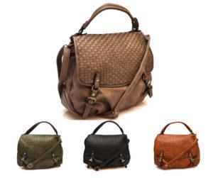 fec8cfb056 MINI BAG J99052A Tracolla con borchie da donna | shoesmyfriends.it